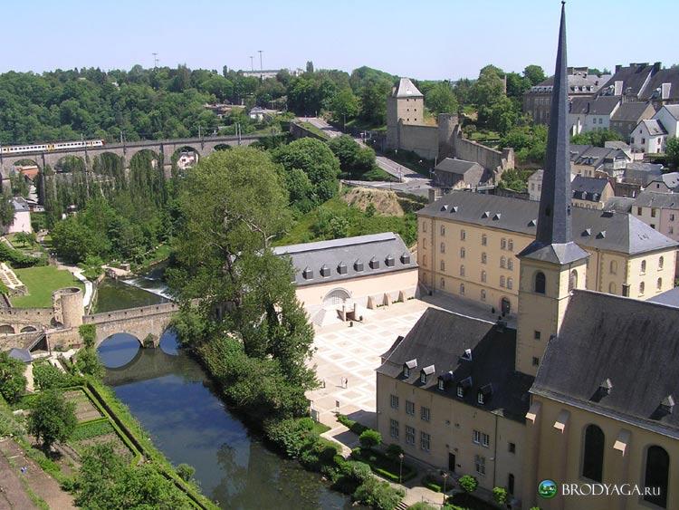 Люксембург luxemburg